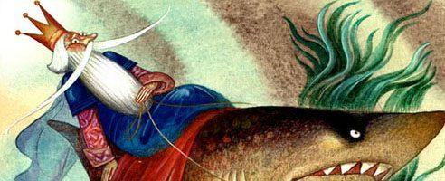 Скорый гонец — русская народная сказка. Читать онлайн.