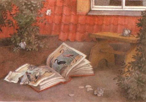 Снежная королева - Г.Х. Андерсен. Читать онлайн с картинками.