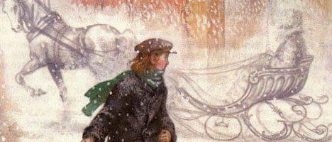 Снежная королева — Г.Х. Андерсен. Читать онлайн с картинками.
