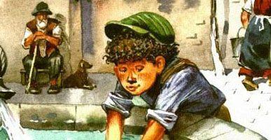 Тонино-невидимка — Джанни Родари. Читайте онлайн с картинками. 0 (0)