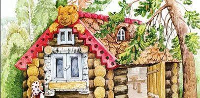 Три медведя — русская народная сказка. Читать онлайн.