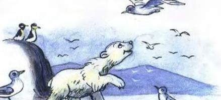 Умка хочет летать — Пляцковский М.С. Читать онлайн.