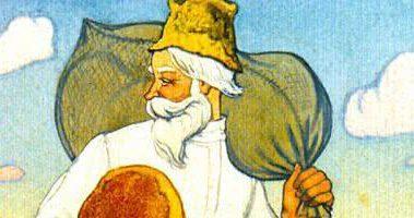 Умный мужик — русская народная сказка. Читать онлайн. 5 (1)