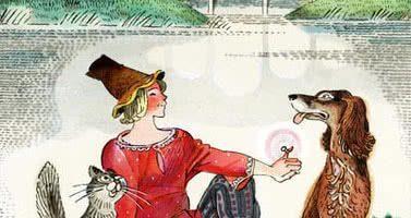 Волшебное кольцо — русская народная сказка. Читать онлайн. 3 (2)