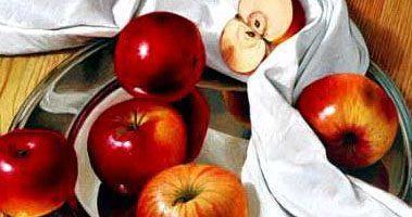 Волшебное яблочко — русская народная сказка