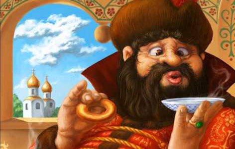 Жадный вельможа - русская народная сказка. Читать онлайн.