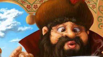 Жадный вельможа — русская народная сказка. Читать онлайн. 0 (0)