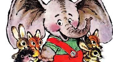 Жил на свете слонёнок — Цыферов Г.М. Читать онлайн с картинками.