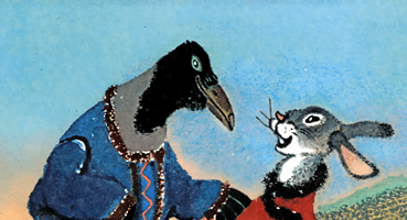 Заяц-хваста — русская народная сказка