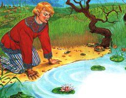 Золотой топор — русская народная сказка. Читать онлайн.