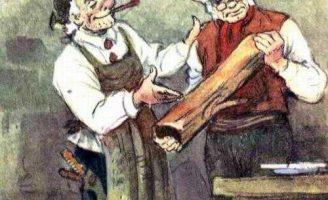 Золотой ключик или Приключения Буратино — Толстой А.Н.