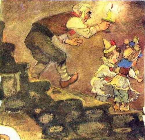 Буратино - Толстой А.Н.