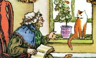Английские детские песенки — Самуил Маршак. Читайте онлайн.
