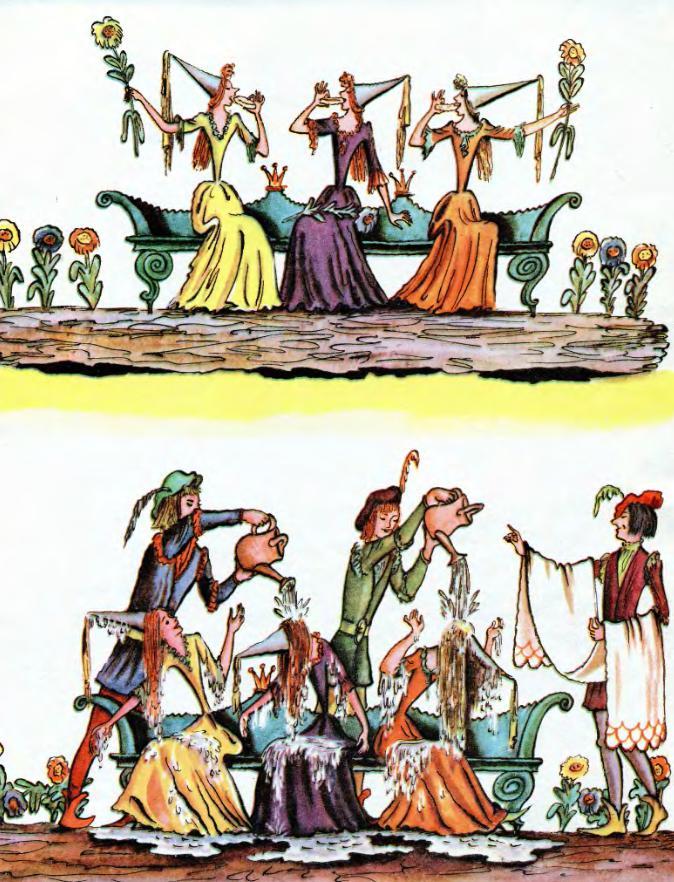 Английские детские песенки - Самуил Маршак