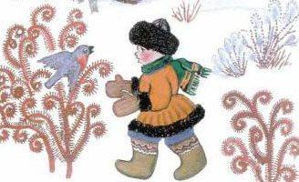 Баю — баю, баиньки — русская народная песенка. Фольклор для детей.