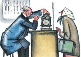 Часы — Сергей Михалков. Читать онлайн с иллюстрациями.