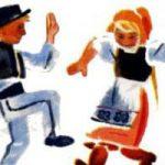 Чешские народные песенки - Самуил Маршак. Читать с картинками.