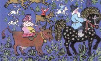 Дедушка Егор — русская народная песенка. Фольклор для детей.