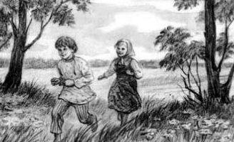 Дети в роще — Ушинский К.Д. Читать онлайн рассказ.
