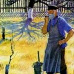 История одной яблоньки - Ушинский К.Д. Читать онлайн с описанием.