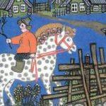 Иванушка - русская народная песенка. Фольклор для детей.