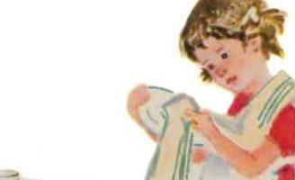 Как Маша стала большой — Пермяк Е.А. Читайте онлайн с картинками.