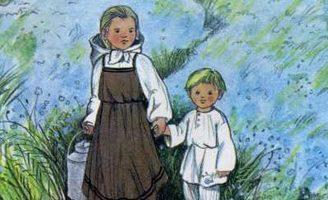 Как рубашка в поле выросла — Ушинский К.Д. Читать онлайн.
