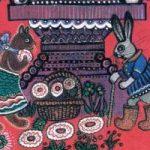 Кисонька - русская народная песенка. Фольклор для детей.