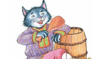 Кот и Повар — басня Крылова. Текст, описание и мораль басни.