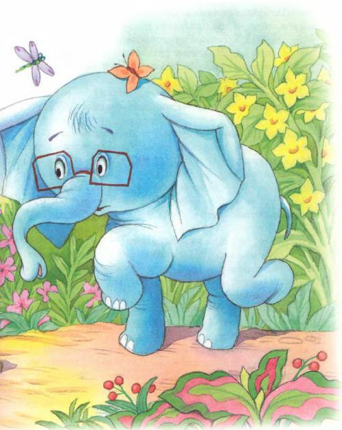 Куда идёт слонёнок читать