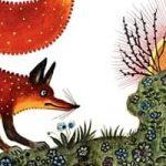 Лис и Мышонок - Бианки В.В. Сказка про то, как Мышонок от Лисы прятался.