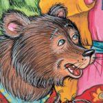 Медведь в сетях - басня Крылова. Текст, содержание и мораль басни.