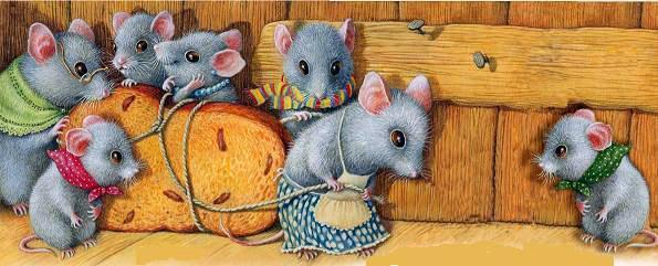 Мышки - Ушинский К.Д.
