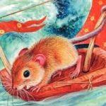 Мышонок Пик - Бианки В.В. Рассказ про Мышонка и его приключения в лесу.