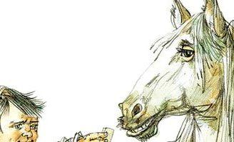 Очень умная лошадь — рассказ Зощенко. Читать онлайн. 4 (2)