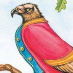 Орел и Крот - басня Крылова. Текст, содержание и мораль басни.