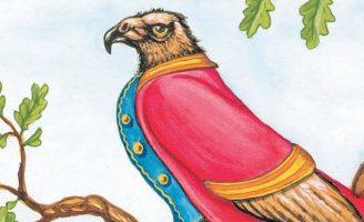Орел и Крот — басня Крылова. Текст, содержание и мораль басни.