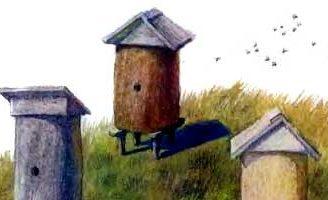 Пчелки на разведках — Ушинский К.Д. Читать онлайн с картинками.