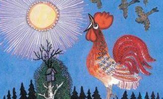 Петушок — русская народная песенка. Фольклор для детей.
