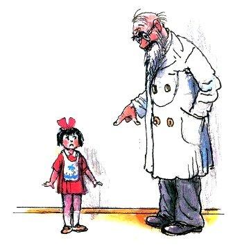Про девочку, которая плохо кушала - Сергей Михалков