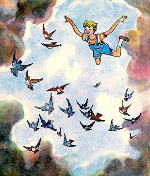 мальчик летает рассказ Фантазёры