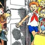 Рассказ Тук-тук-тук - Носов Н.Н. Рассказы для детей.