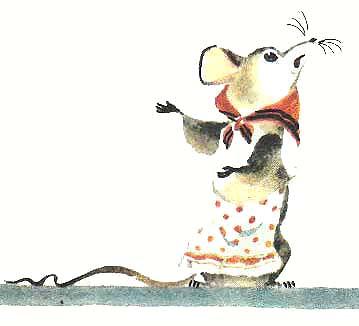Сказка о глупом мышонке - Самуил Маршак