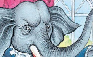 Слон на воеводстве — басня Крылова. Текст, описание и мораль басни.