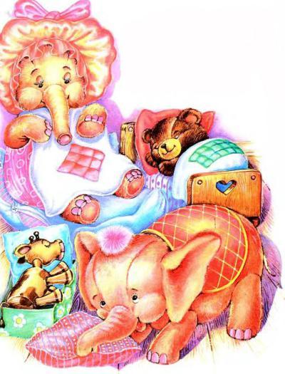 Слон (сборник Игрушки) - Агния Барто