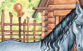 Собака и Лошадь — басня Крылова. Текст, содержание и мораль басни. 2.8 (4)