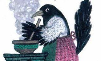Сорока-белобока — русская народная песенка. Фольклор для детей. 2 (2)
