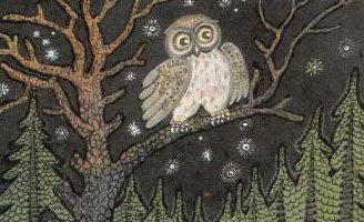 Совушка — русская народная песенка. Фольклор для детей.