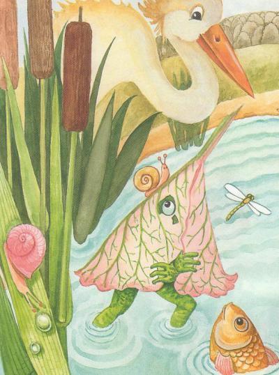 Лягушата - Агния Барто