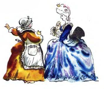 Баллада о королевском бутерброде маршак